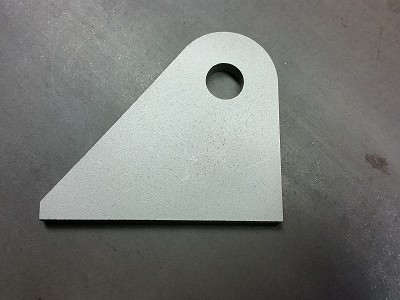 Large Flat Bottom Multi-Purpose Tabs (Pair)
